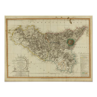 Sicily, Italy Print