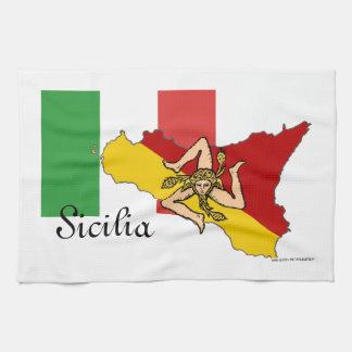 Sicily Kitchen Towel