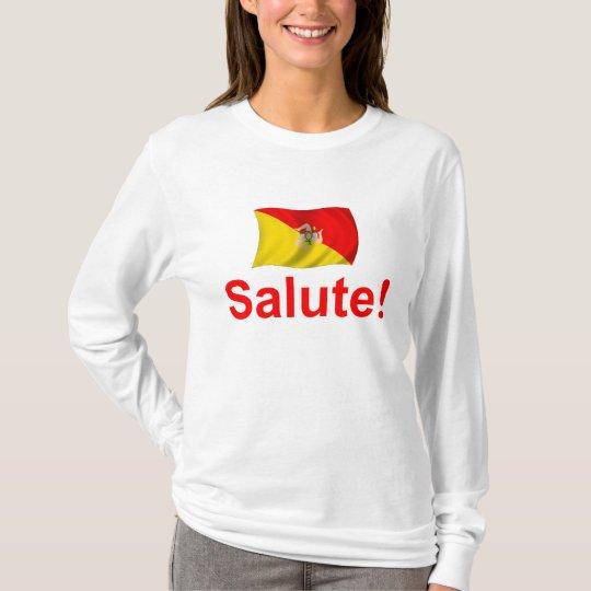 Sicily Salute! T-Shirt