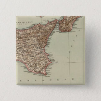 Sicily, Sardinia Button