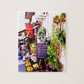 Sicily Streetscene Puzzle