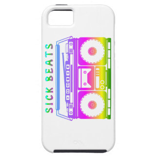 Sick Beats 1980'S Stereo iPhone SE/5/5s Case