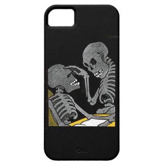 Sick Bed vintage iphone 5 case