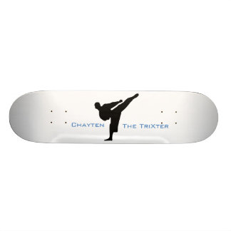Sick Chayten The TriXter skatboard Skateboard Deck