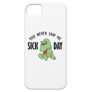 SICK DAY iPhone 5 COVER