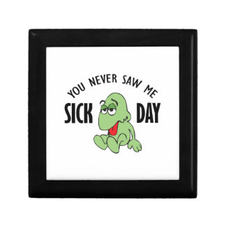 SICK DAY GIFT BOX