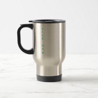 Sick Dog Coffee Mug