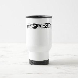 Sick Drummer Travel Mug