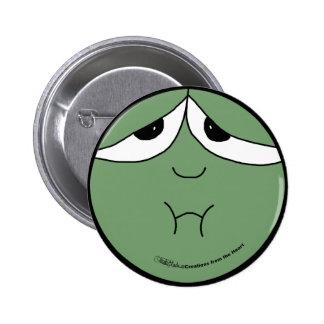 Sick Face Pin