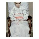 Sick Girl Postcards