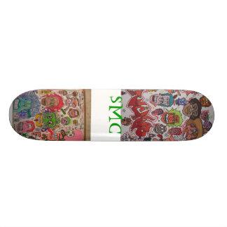 SICK MIND CREATIONS!! - Customized Skate Decks