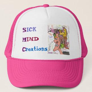 SiCk MinD cREatiOnS Trucker Hat