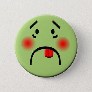 Sick Smiley Button