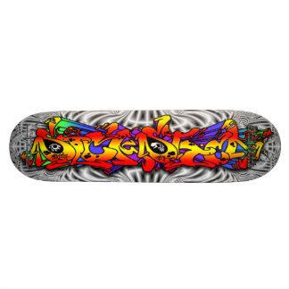 SICK STICK 01 ~ Graffiti Art Pro Skateboard Deck