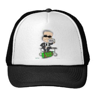 Sick Tax IRS Hat