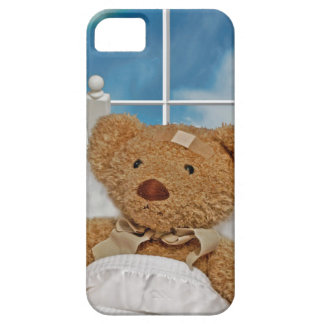 Sick Teddy Bear iPhone SE/5/5s Case