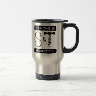 Sick & Twisted Travel Mug
