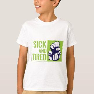 sickandtired_edit_file T-Shirt