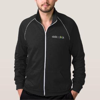 sickasfck american apparel fleece track jacket
