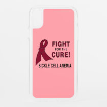 Sickle Cell Anemia Awareness: Fight, Cure! iPhone XR Case