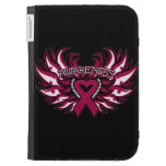 Sickle Cell Anemia Awareness Heart Wings Cases For The Kindle