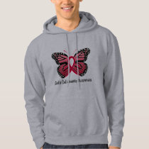 Sickle Cell Anemia Butterfly of Hope Hoodie