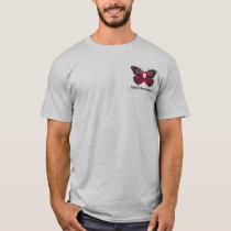 Sickle Cell Anemia Butterfly of Hope T-Shirt