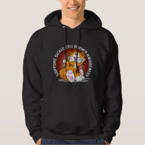 Sickle Cell Anemia Cat Hoodie