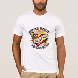 Sickle Cell Anemia Classic Heart T-Shirt