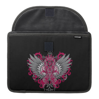 Sickle Cell Anemia Cool Wings Sleeve For MacBook Pro