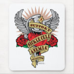 Sickle Cell Anemia Dagger Mousepads