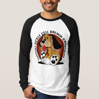 Sickle Cell Anemia Dog T-Shirt