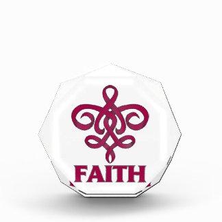 Sickle Cell Anemia Faith Fleur de Lis Ribbon Awards