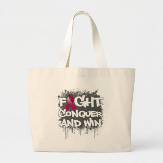 Sickle Cell Anemia Fight Conquer and Win Bags