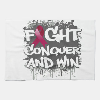 Sickle Cell Anemia Fight Conquer and Win Towels