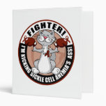 Sickle Cell Anemia Fighter Cat Binders