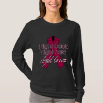 Sickle Cell Anemia I Fight Back T-Shirt