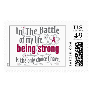 Sickle Cell Anemia In The Battle Stamps