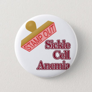 Sickle Cell Anemia Pinback Button