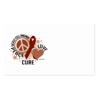 Sickle Cell Anemia PLC Business Card