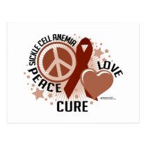 Sickle Cell Anemia PLC Postcard