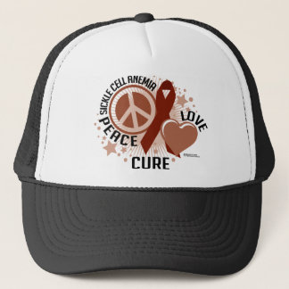 Sickle Cell Anemia PLC Trucker Hat
