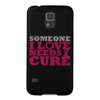 Sickle Cell Anemia Someone I Love Needs A Cure Galaxy S5 Cases