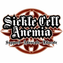 Sickle Cell Anemia Tribal Cutout