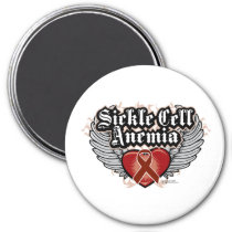 Sickle Cell Anemia Wings Magnet