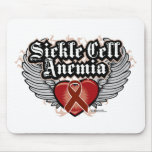 Sickle Cell Anemia Wings Mousepad