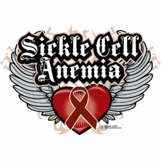 Sickle Cell Anemia Wings Statuette