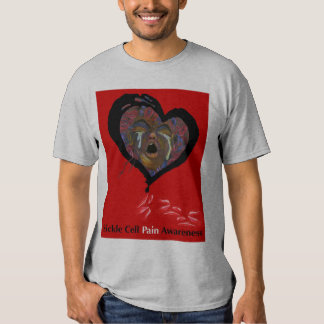 Sickle Cell Pain Awareness Shirt