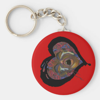 Sickle Cell Pain Awareness - Ten Redefined Keychain