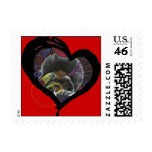 sickle cell suffer-red stamps